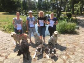 Beroepsopleiding CMFR, Canine Myofascial Release
