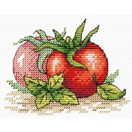 Borduurpakket Ripe Tomato - Mp Studia