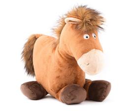 Mega Knuffel Paard