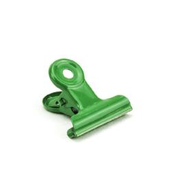 Papierklemmen Groen 19mm
