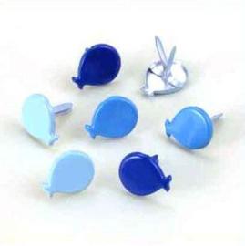 Ballon Splitpennen - Blauw