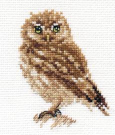 Borduurpakket Owl - Alisa