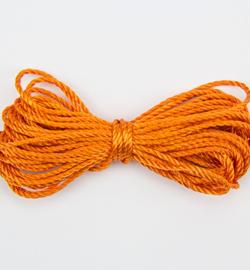 Twisted Cord Oranje