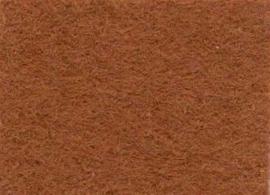 Viltlapjes viscose lichtbruin (10vel) 20x30cm - 1mm