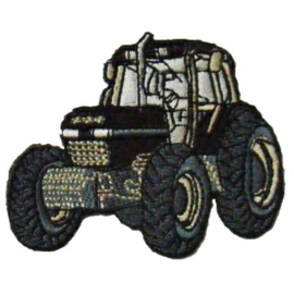 Applicatie Bruine Traktor