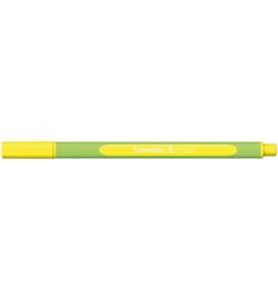 Fineliner Neon Geel