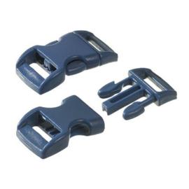 11/14mm Clip Sluiting Blauw