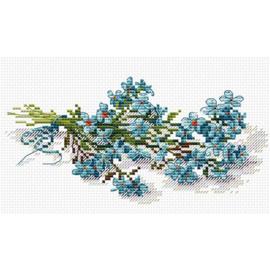 Borduurpakket Flower Beauty - mp studia