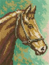 Borduurpakket Chestnut Horse - RTO