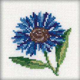 Borduurpakket Cornflower - RTO
