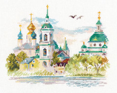 Borduurpakket Rostov Veliky - Alisa