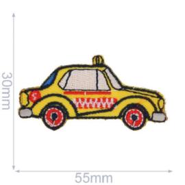 Applicatie Taxi geel