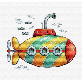 Borduurpakket Duikboot