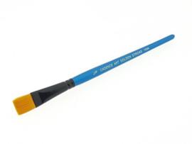 Cadence CA 1006 plat penseel goud synthetisch 5/8 04 025 1006F NO:5/8 - 17mm