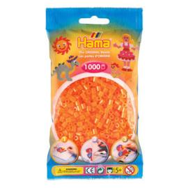 Hama Strijkkralen Oranje Neon (038)