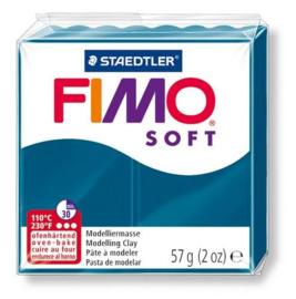 Fimo Soft calypso blauw - 31