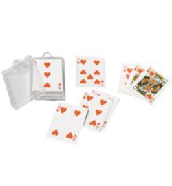 Miniatuur Speelkaarten Set