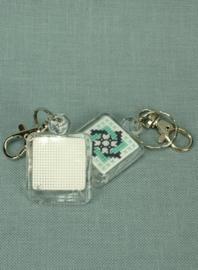 Plexiglas sleutelhanger slang - The Stitch Company