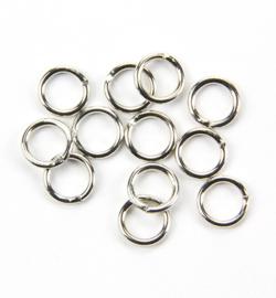 Ronde Ringetjes Platinum