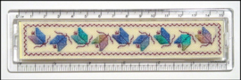 Plexiglas liniaal 15 cm - Farnmcraft