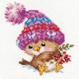 Borduurpakket Little Sparrow - Alisa
