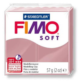 Fimo Soft antiek roos - 20