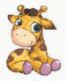 Borduurpakket Jojo the Giraffe - PANNA