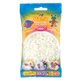 Hama Strijkkralen Glow In The Dark (055)