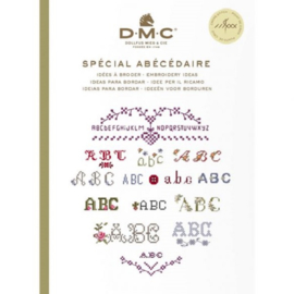 Dmc Patronenboekje - Alfabet
