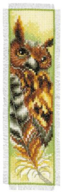 Bladwijzer kit Uil