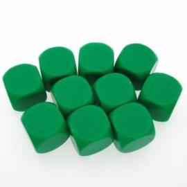 Blanco Dobbelstenen Groen