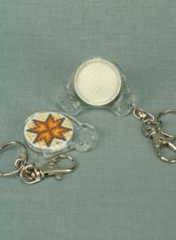 Plexiglas sleutelhanger auto - The Stitch Company