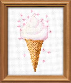 Borduurpakket Ice Cream - Riolis