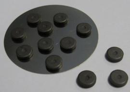 Magneten Ø12MMx2MM