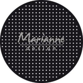 Marianne D Craftable Cross stitch cirkel