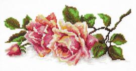 Borduurpakket The Scent Of Roses - Chudo Igla