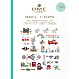 Dmc Patronenboekje - Kids