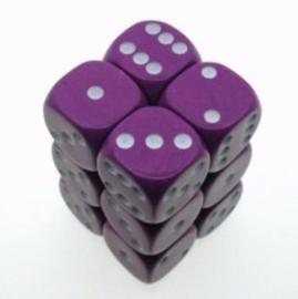 Paarse Dobbelstenen - 16mm