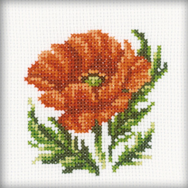 Borduurpakket Poppy - RTO