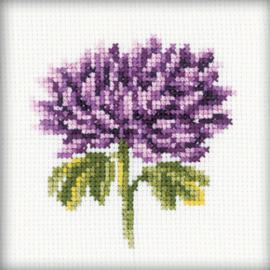 Borduurpakket Chrysanthemums - RTO