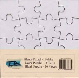 Blanco Puzzels