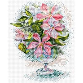 Borduurpakket Flower Bouquet - mp studia