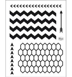 Clear Stamp Achtergronden