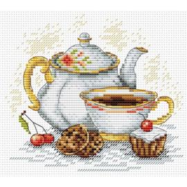 Borduurpakket Morning Tea - mp studia