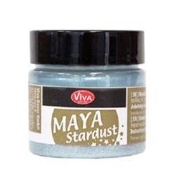 Viva Decor Maya Stardust Ijsblauw