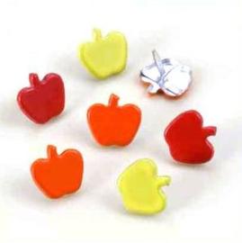 Appel Splitpennen - Rood, Groen, Oranje