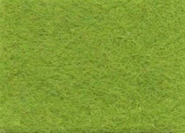 Viltlapjes viscose lichtgroen (10vel) 20x30cm - 1mm