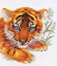 Borduurpakket Tiger Club - Alisa