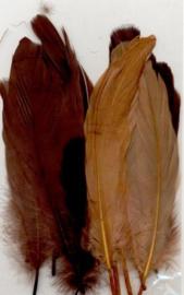 Veren bruin mix