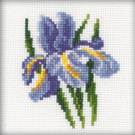 Borduurpakket Iris - RTO